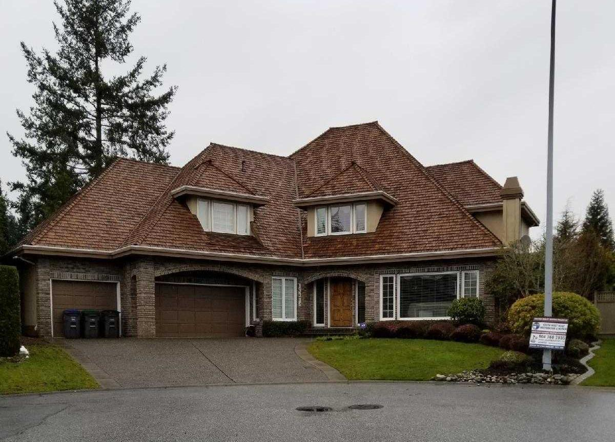 Cedar Roof Repairs Surrey Bc 12 300 About Roof